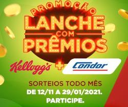 Cupom Supermercados Condor em Curitiba ( 7 dias mais )