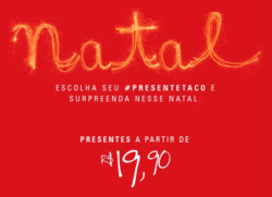 Promoção de Taco no folheto de Guarulhos