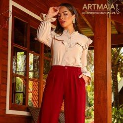 Catálogo Artmaia ( Mais de um mês )