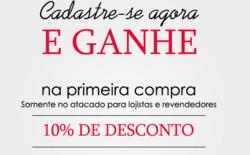 Promoção de Artmaia no folheto de São Paulo
