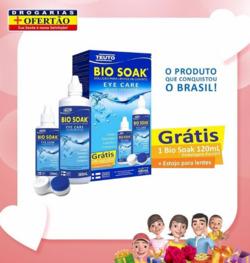 Promoção de Drogarias Ofertão no folheto de Rio das Ostras