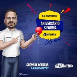 Ofertas de Bifarma no catálogo Bifarma (  8 dias mais)