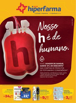 Ofertas de Hiper Farma no catálogo Hiper Farma (  20 dias mais)