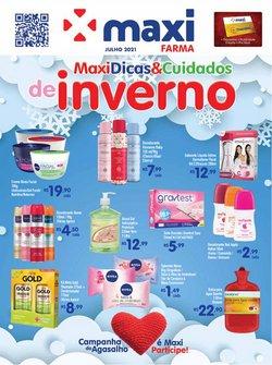 Ofertas de Farmácias e Drogarias no catálogo Maxifarma (  Vence hoje)