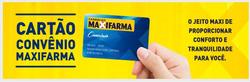 Promoção de Maxifarma no folheto de Curitiba