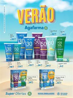 Ofertas Farmácias e Drogarias no catálogo Agafarma em Cachoeirinha ( Mais de um mês )