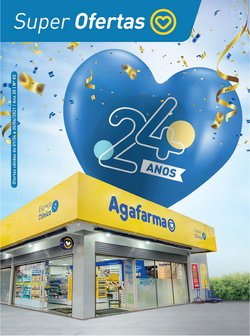Ofertas Farmácias e Drogarias no catálogo Agafarma em Canoas ( 20 dias mais )