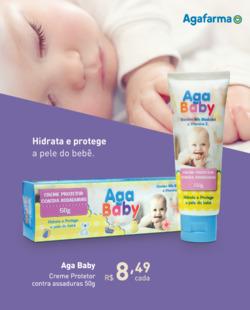 Promoção de Agafarma no folheto de Porto Alegre