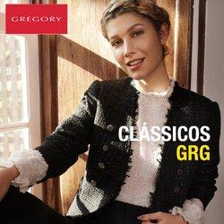 Ofertas de Gregory no catálogo Gregory (  Mais de um mês)