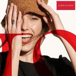 Ofertas de Gregory no catálogo Gregory (  28 dias mais)