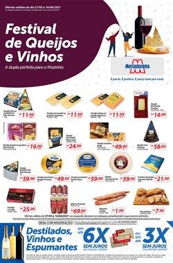 Ofertas de Supermercados no catálogo Mercadorama (  Válido até amanhã)