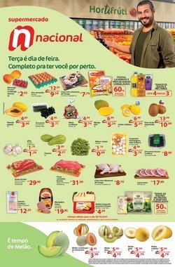 Ofertas de Supermercados no catálogo Mercadorama (  Vence hoje)