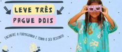 Promoção de Bebês, acessórios e brinquedos no folheto de A Fábula em Guarulhos