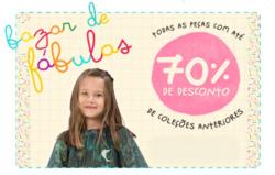Promoção de Bebês, acessórios e brinquedos no folheto de A Fábula em São Paulo
