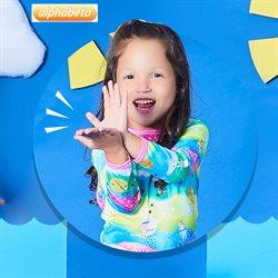 Ofertas Brinquedos, Bebês e Crianças no catálogo Alphabeto em Camaçari ( 24 dias mais )