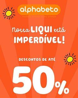 Ofertas Brinquedos, Bebês e Crianças no catálogo Alphabeto em Aracaju ( Válido até amanhã )