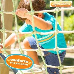 Ofertas Brinquedos, Bebês e Crianças no catálogo Alphabeto em Uberlândia ( Publicado ontem )