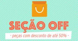 Promoção de Alphabeto no folheto de São Luís