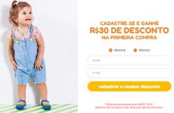 Promoção de Alphabeto no folheto de Rio de Janeiro