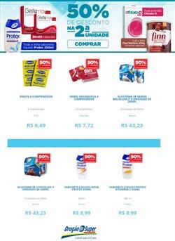 Ofertas Farmácias e Drogarias no catálogo Drogão Super em Indaiatuba ( Publicado ontem )