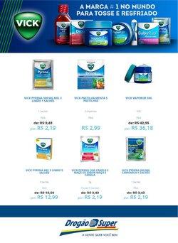 Ofertas de Farmácias e Drogarias no catálogo Drogão Super (  3 dias mais)