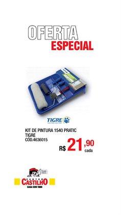 Catálogo Center Castilho ( Válido até amanhã )