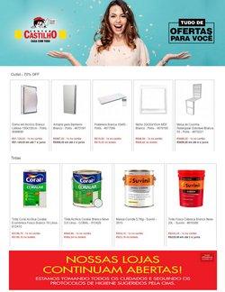 Catálogo Center Castilho ( Vencido )
