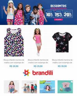 Ofertas de Brandili no catálogo Brandili (  10 dias mais)