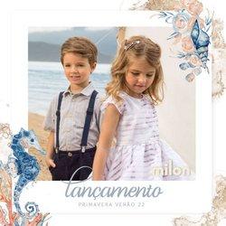 Ofertas de Milon no catálogo Milon (  Mais de um mês)