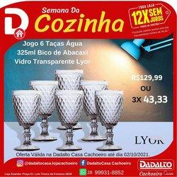 Ofertas de Dadalto no catálogo Dadalto (  Vencido)