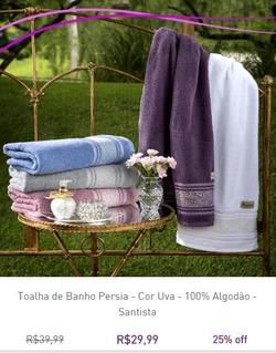 Promoção de Dadalto no folheto de Belo Horizonte