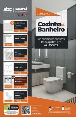 Ofertas de Material de Construção no catálogo ABC da Construção (  7 dias mais)