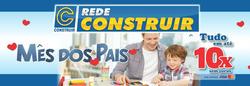 Promoção de Rede Construir no folheto de Nilópolis