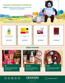 Ofertas Perfumarias e Beleza no catálogo Granado em Nilópolis ( 2 dias mais )