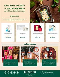 Ofertas Perfumarias e Beleza no catálogo Granado em Campinas ( Vence hoje )