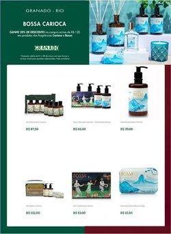Ofertas Perfumarias e Beleza no catálogo Granado em Brasília ( Publicado hoje )