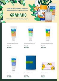 Ofertas Perfumarias e Beleza no catálogo Granado em Curitiba ( Válido até amanhã )