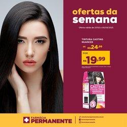 Ofertas Farmácias e Drogarias no catálogo Farmácia Permanente em Jaboatão dos Guararapes ( Válido até amanhã )