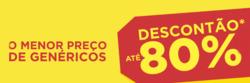 Promoção de Farmácia Permanente no folheto de Maceió