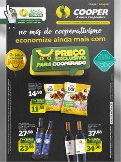 Ofertas de Supermercados no catálogo Cooper (  10 dias mais)
