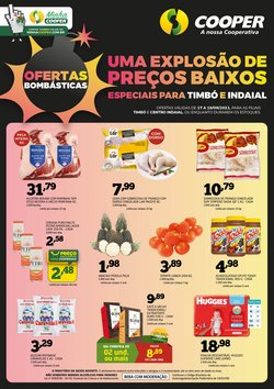 Ofertas de Supermercados no catálogo Cooper (  Válido até amanhã)