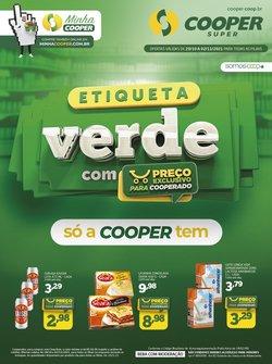 Catálogo Cooper (  Publicado ontem)