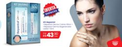 Promoção de Drogaria Cristal no folheto de Niterói