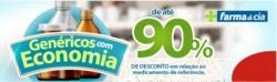Promoção de Farma & Cia no folheto de São Paulo