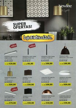 Catálogo Loja Elétrica ( Vencido )