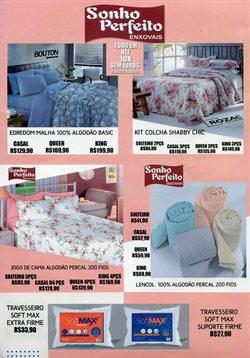 Ofertas Casa e Decoração no catálogo Sonho Perfeito Enxovais em Belo Horizonte ( Publicado ontem )