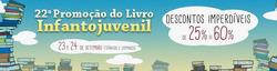 Promoção de Livraria da Vila no folheto de São Paulo