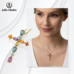 Ofertas de Relógios e Joias no catálogo Julio Okubo (  20 dias mais)