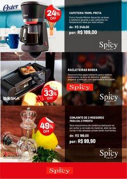 Ofertas de Spicy no catálogo Spicy (  Vencido)