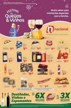 Ofertas de Nacional no catálogo Nacional (  Válido até amanhã)